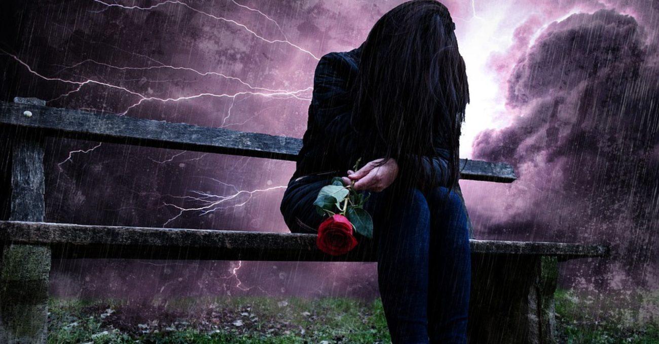 Poezii triste de dragoste