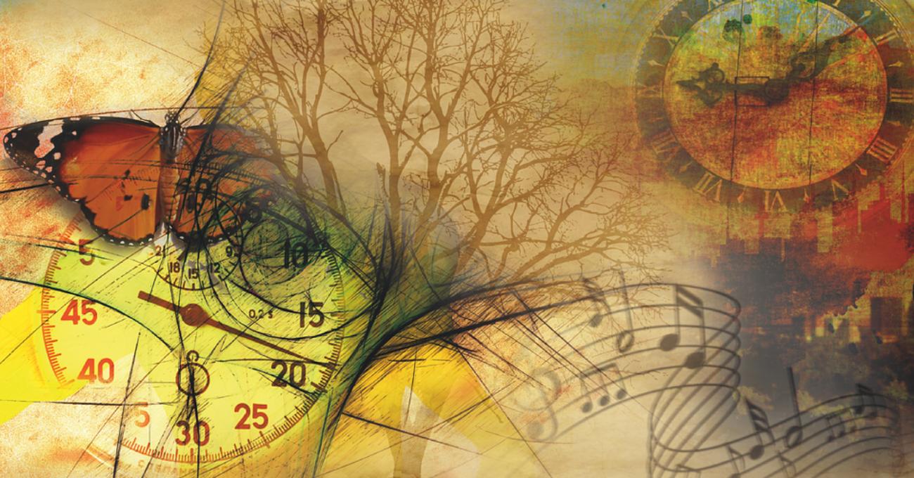Muzica timpului - poezie de Alexandra Mihalache